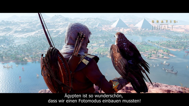 Assassin's Creed Origins (Xbox One) Video 8