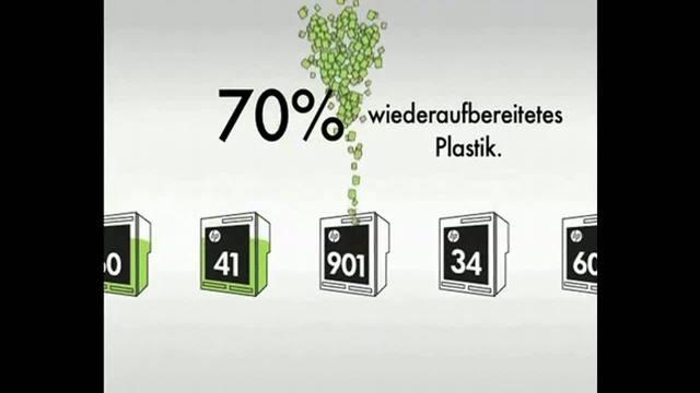 Hewlett Packard - Druckerpatronen Video 6
