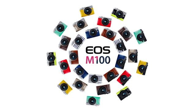 Canon - EOS M100 Video 10