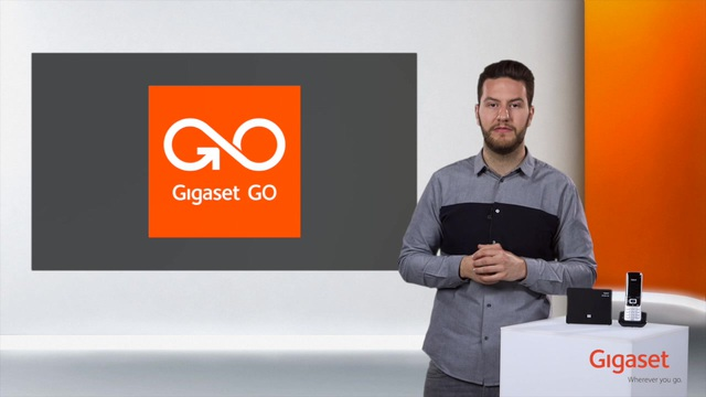 Gigaset - Go Vorstellung Video 7