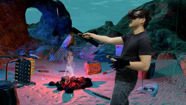 HTC Vive Virtual Reality Brille Video 3