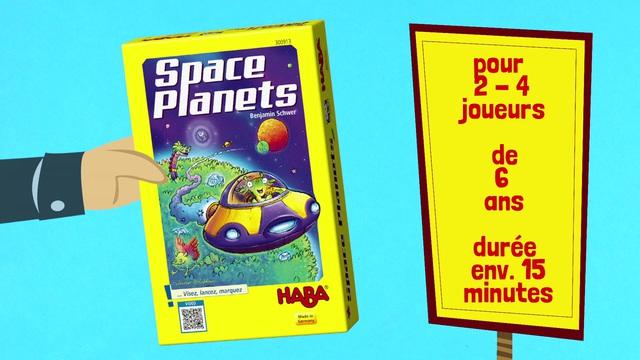 HABA Space Planet (französisch) Anleitungsvideo