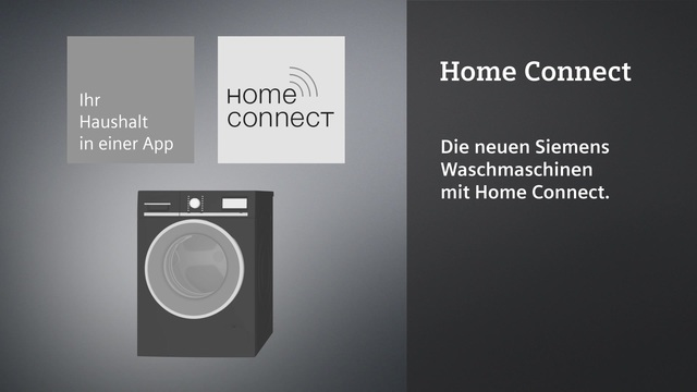 Siemens - Home Connect App Video 10