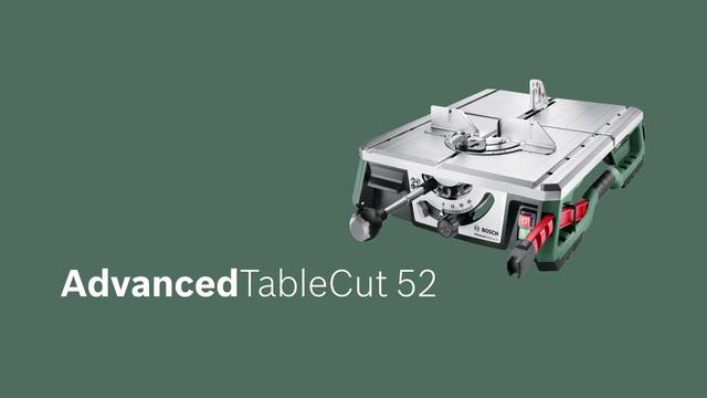 AdvancedTableCut 52 Video 3