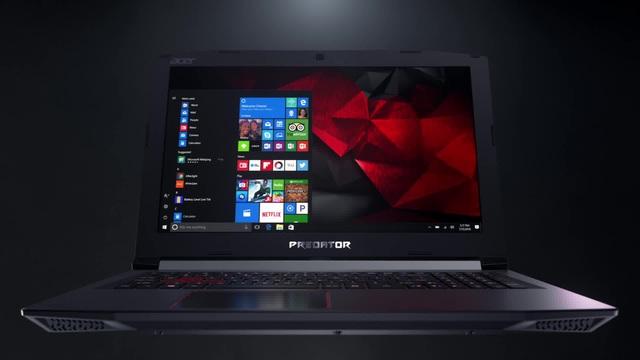 Acer - Predator Helios 300 Video 3