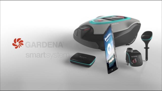 Gardena - smart Steuerung Video 13