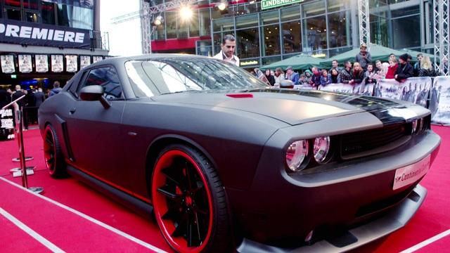Auto Kühlschrank Media Markt : Fast & furious gewinnspiel jetzt den dodge challenger gewinnen