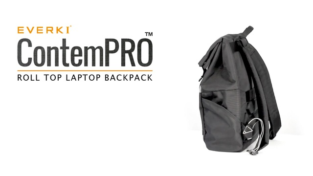 ContemPRO_Roll_Top_Backpack Video 3