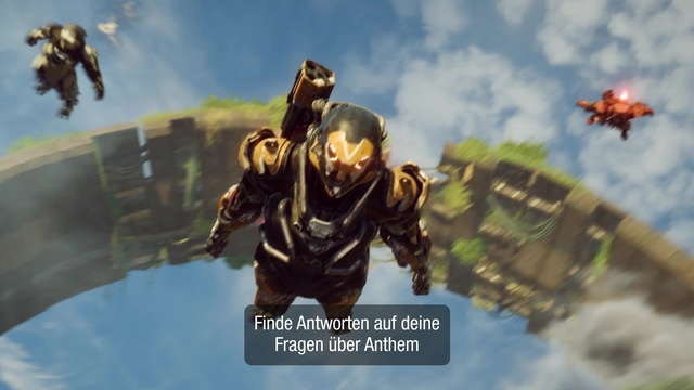 Anthem - Our World my Story  Video 4