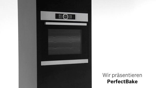 Bosch -  Was ist PerfektBake? Video 15