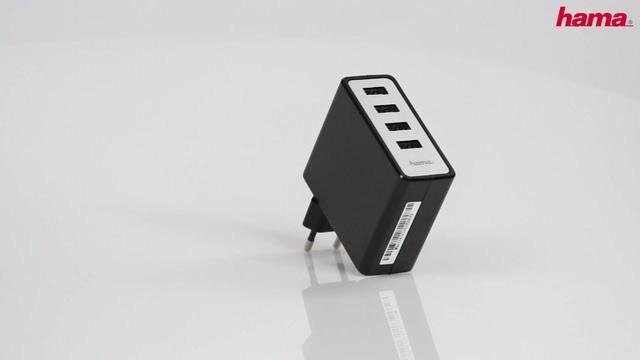 Hama - USB Ladegerät Video 2