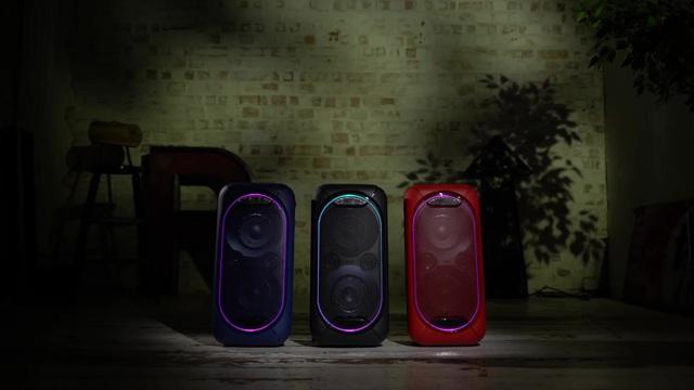 Sony - GTK-XB60 tragbarer Lautsprecher Video 8