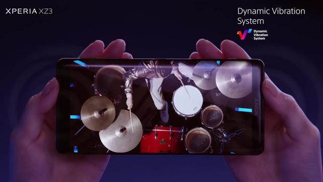 Sony - Xperia XZ3 Video 3