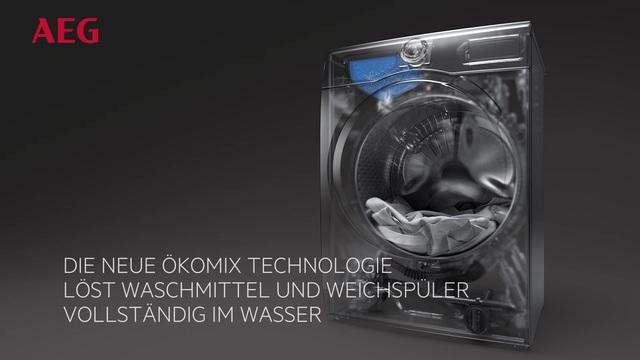AEG - Waschmaschinen mit ÖKOMix Technologie Video 22