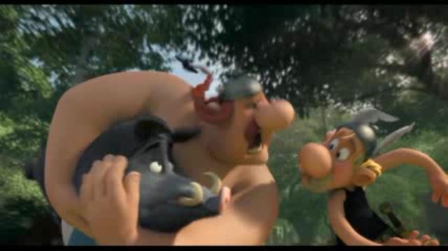 Asterix im Land der Götter Video 3