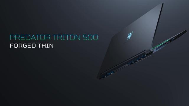 Acer - Predator Triton 500 Video 3