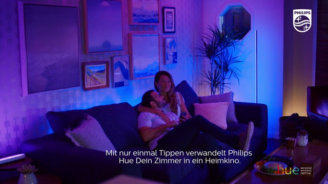 Philips - Hue - Movie Night Video 15