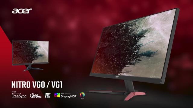 Acer - Nitro VG0 / VG1 Video 3