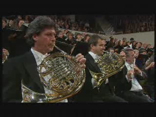 Chailly Conducts Mendelssohn Video 2