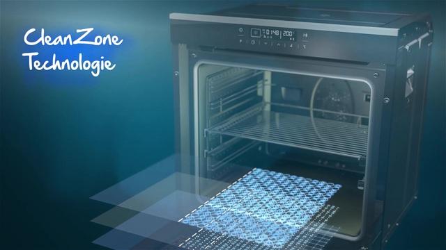 Beko - CleanZone Technologie Video 3