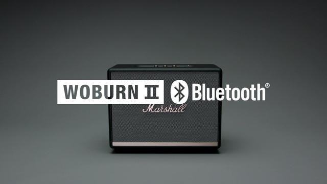 Marshall - WOBURN BT II Video 3