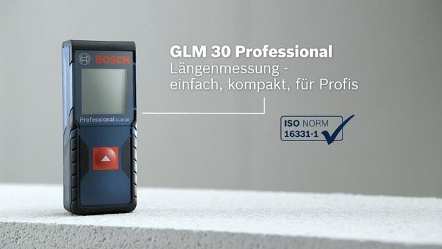 Bosch Entfernungsmesser Glm 30 : Laser entfernungsmesser glm online kaufen lhg webshop
