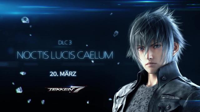 Tekken 7 - Noctis Lucis Caelum Video 3