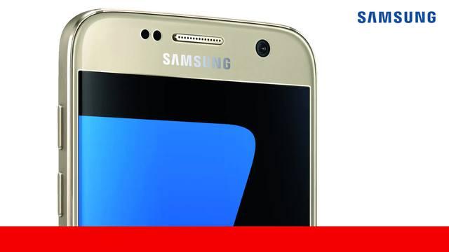 Galaxy S7 Gold 32Gb Video 3