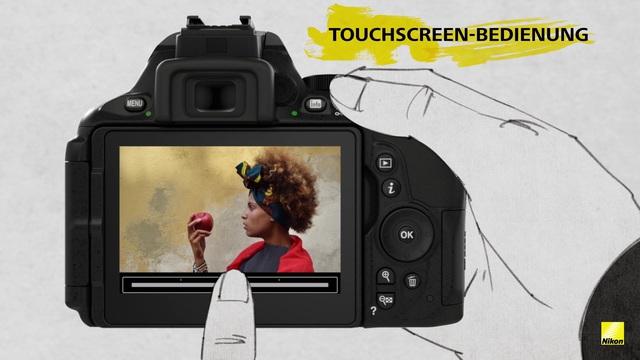 Nikon - D5600 Video 8