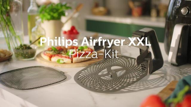 HD9953_Philips_airfryer_xxl-accessoires_pizza_master_kit_DE Video 3